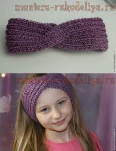 Mesterkurzus kötés: gyönyörű lányok öltözködés