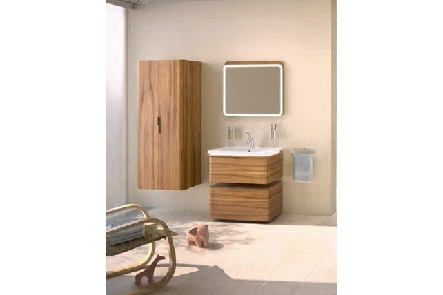 VİTRA BANYO MOBİLYALARI Eczacıbaşı Yapı Gereçleri, banyo mobilyası üretimini Tuzla' da bulunan 100,000 modül üretim kapasitesine sahip mobilya üretim tesisinde gerçekleştirmektedir. Türkiye' de banyo mobilyası sektöründe lider olan VitrA, lavabo dolapları, boy dolapları üretmektedir.