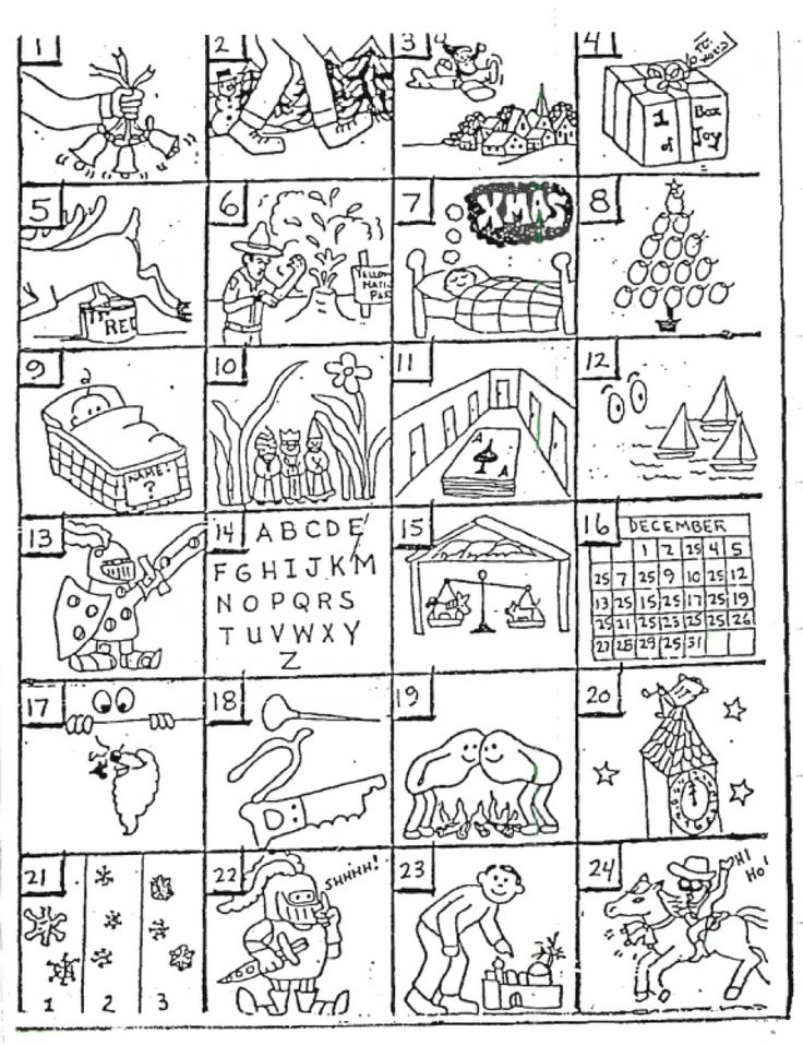 Love To Teach | Christmas Rebus Puzzles | Teacher, Student, and Parent Resources
