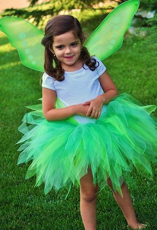 Tinker Bell- we can make something like this, but the adult version