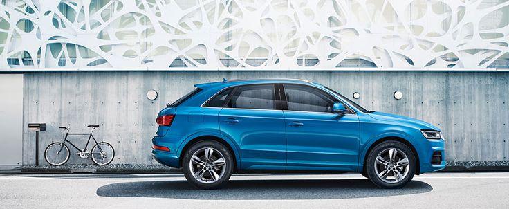 Q3 > Audi Indonesia