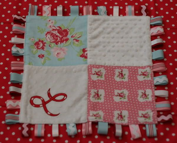 How to bind a quilt- non traditional style -