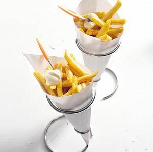 Recept - Perfecte friet - Allerhande