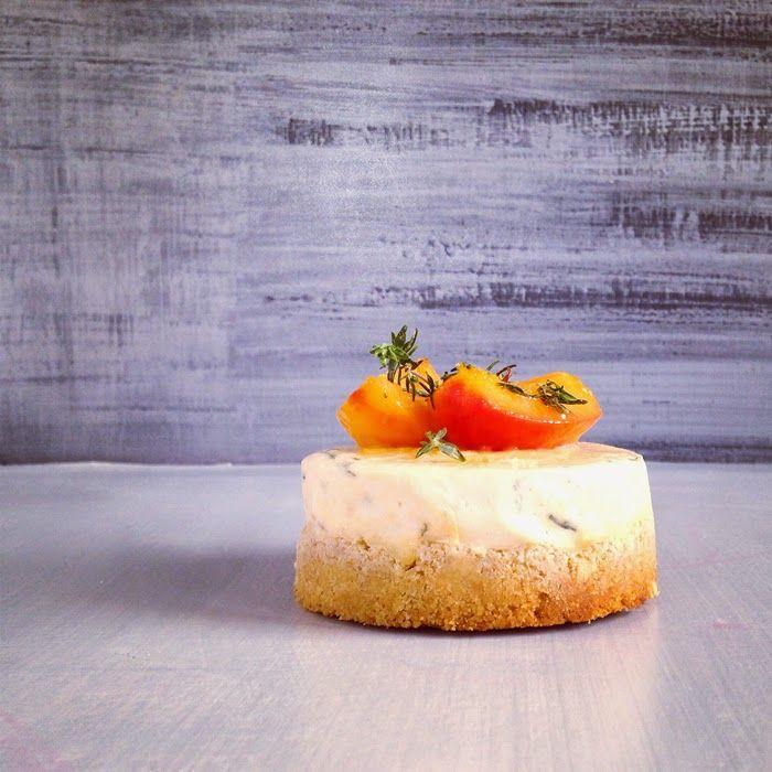 Mini cheesecake al salmone {e finocchio}