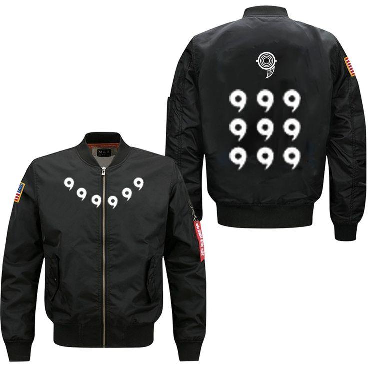 naruto jacket hot topic