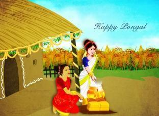 happy bhogi wishes photos