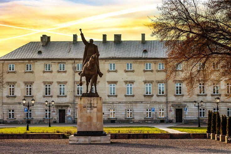 大貴族が愛したイタリア・ルネサンスの美しい町並みを誇るポーランドの理想都市ザモシチの歴史   wondertrip 旅行・観光マガジン