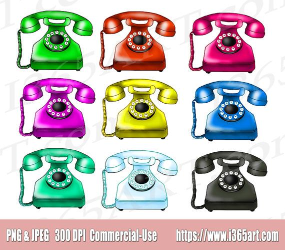 retro telephone clipart  telephone clip art  phone clipart free digital clipart for scrapbooking free digital clipart of scooters