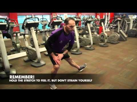 Exercise Tips From Kilkenny Ormonde Leisure Club - YouTube