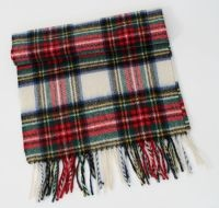 This is the Dress Stewart classic tartan scarf from our Tweed Mill section.  Woven from the finest 100% pure wool yarns by John Hanly in Co. Tipperary.  Click the picture to find it on our website.