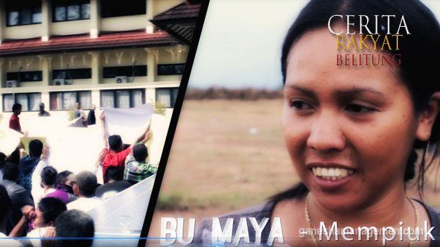 Aktivis PEtani Perempuan Belitung