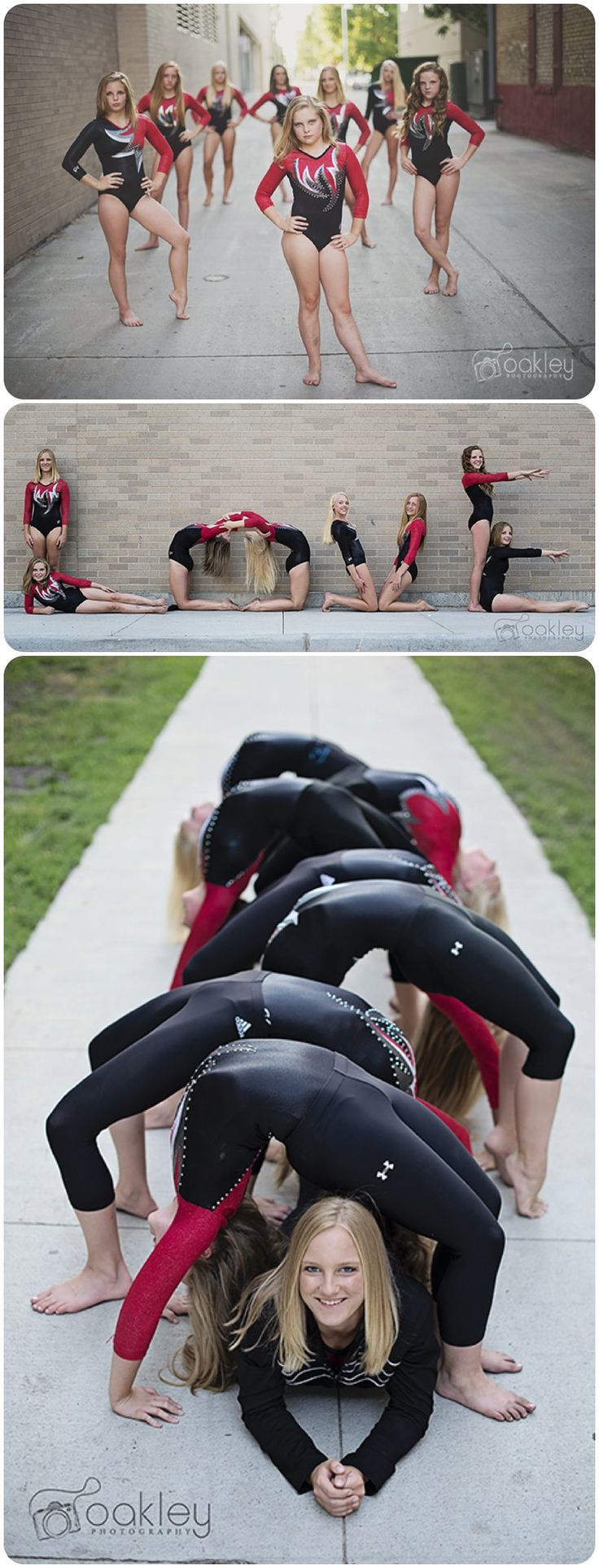 Team gymnastics photo ideas! Red River Valley Gymnastics Grand Forks, ND. :) kinda fun I happened across this photo.
