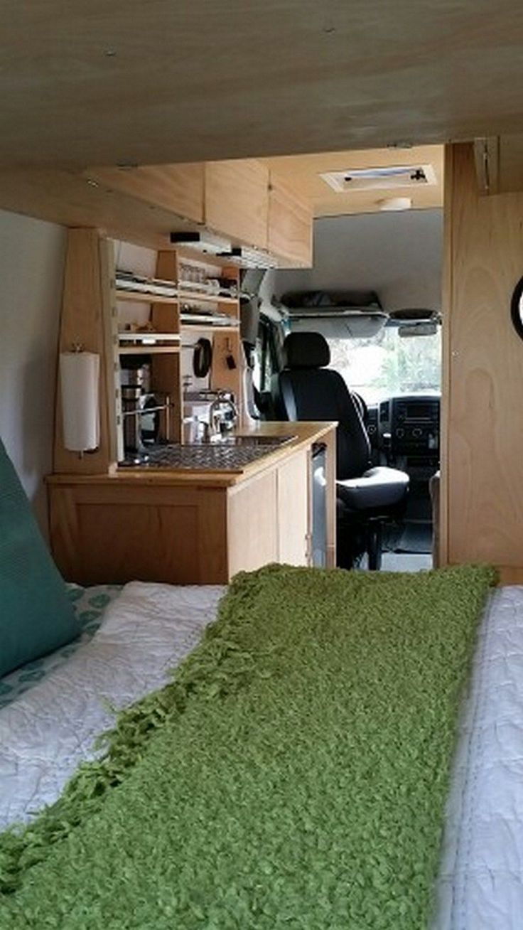 Nice 25 Awesome Camper Van Conversion https://decoratio.co/2017/10/20/25-awesome-camper-van-conversion/ Heres three tips you may use when choosing your stealth van. A number of the higher vans make it possible for you to actually move around inside and sit at a workbench when cutting keys
