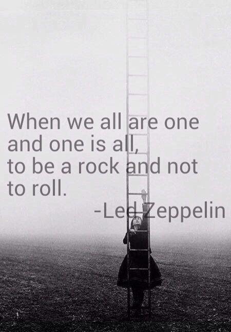 Led Zeppelin ~ Stairway To Heaven