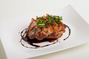 Master Stock Caramelised Pork Belly