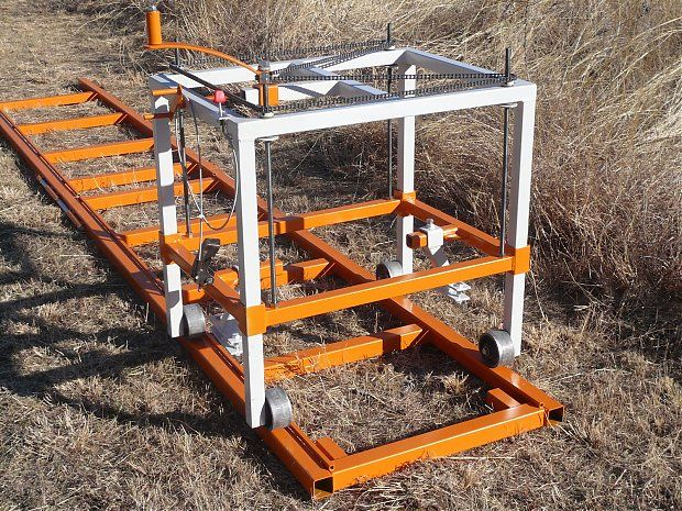 homemade chainsaw sawmill plans free | Chainsaw Saw Mill