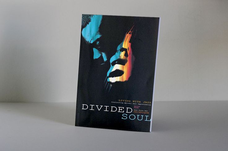 Book cover design - Divided Soul