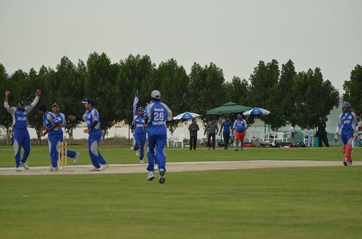 Fanatics VS ADAS Cricket Team
