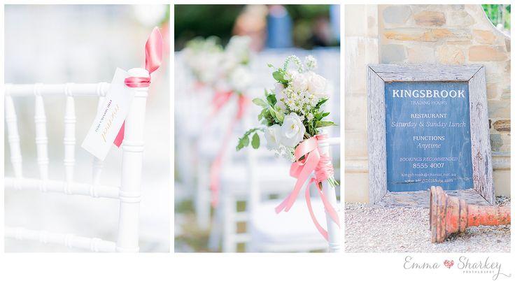 Emma Sharkey Photography • Adelaide Wedding Photography