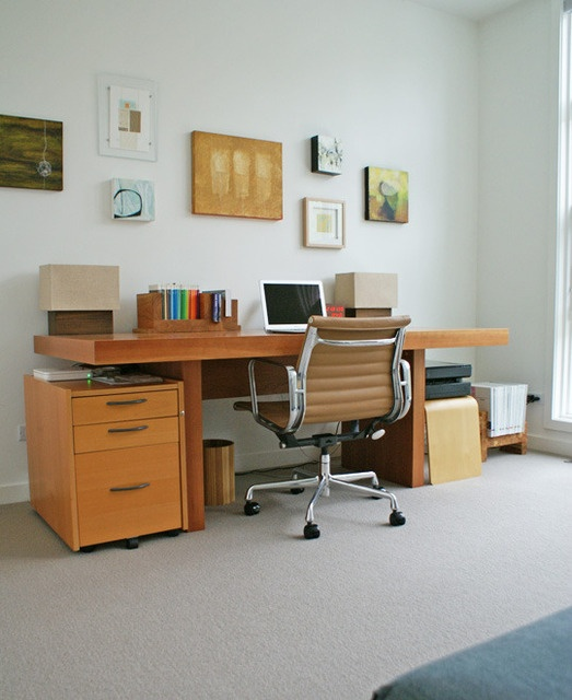 Good Sources For A Streamlined Workspace U2014 Weekend Shopperu0027s Guide. Study  TablesWork ...