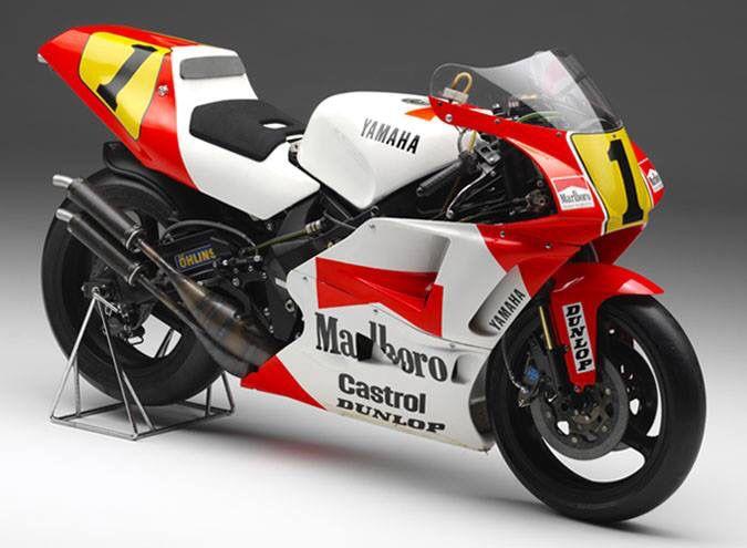 1990 Yamaha YZR 500