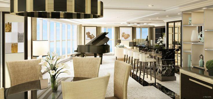 TDoS Design for Regent Explorer - Owners Suite