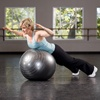 These exercises work the deltoids, lats, rhomboids & rotator cuff , the American Council on Exercise