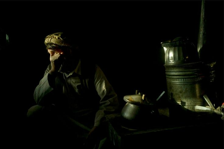 monika bulaj -  nomad camp (kuchis) in kabul - afghanistan, 2010.