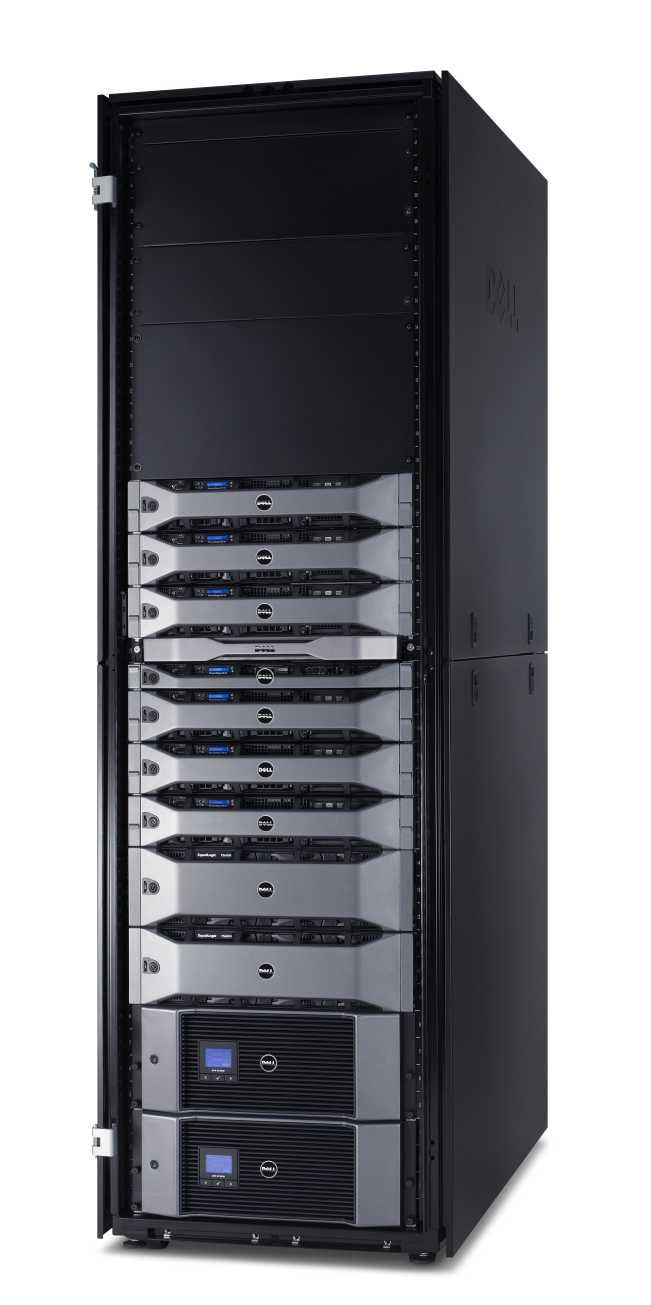 Example Dell rack Purchase Server Racks at www.ModernEnterprise.com