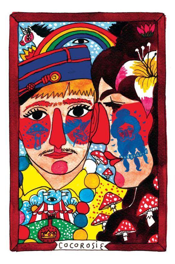 COCOROSIE Historia de la música en diez ilustraciones   Icon   EL PAÍS  #RICARDOCAVOLO, #NuncaDejarasdeSorprenderme
