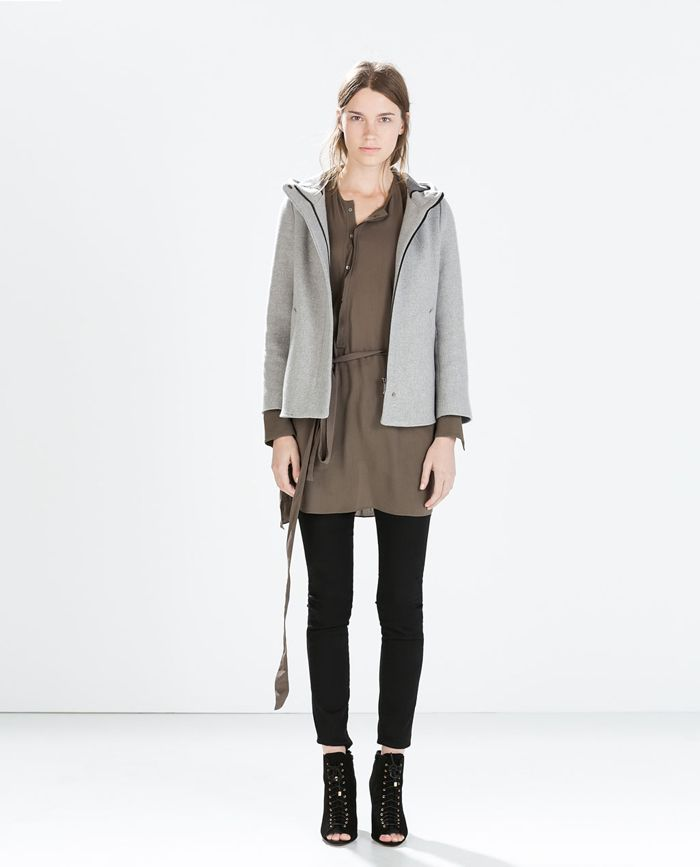 15 Easy Outfit Ideas Courtesy of Zara via @WhoWhatWear