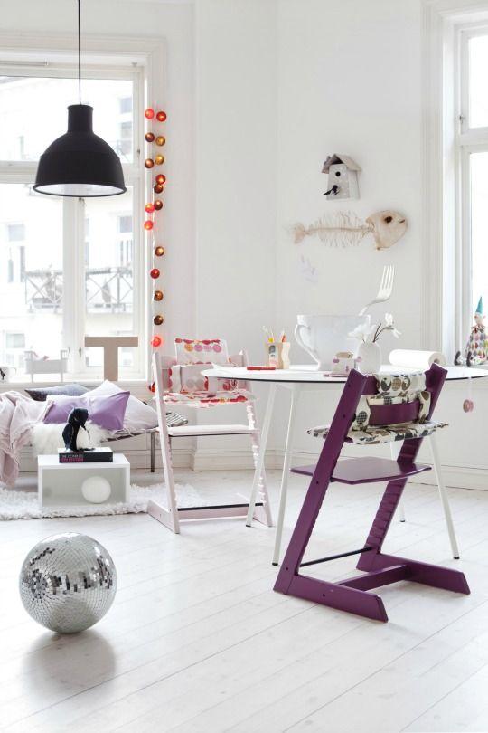 28 best Stokke Purple Montage images on Pinterest Babys, High - babymobel design idee stokke permafrost