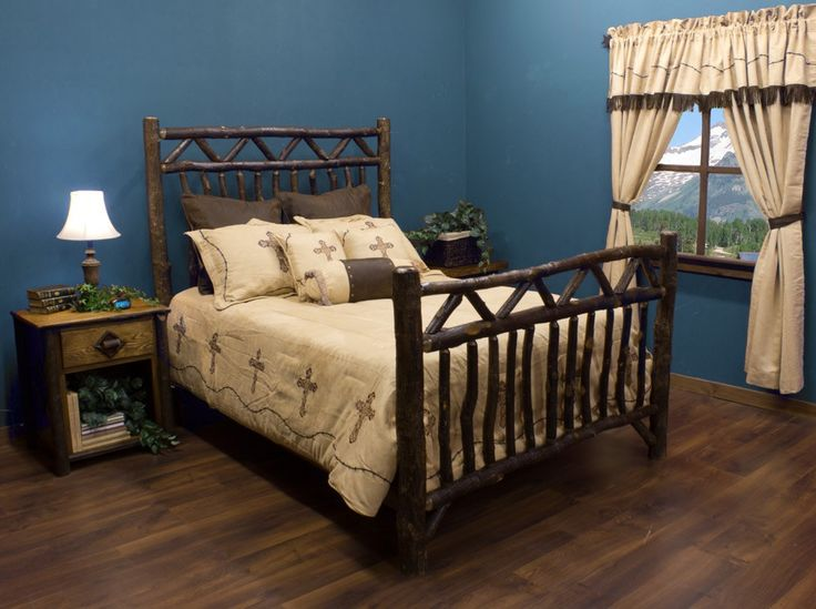 Best 25+ Log bedroom furniture ideas on Pinterest | Log furniture ...