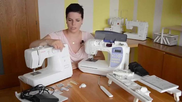 Šití pro začátečníky - Vše o šicím stroji