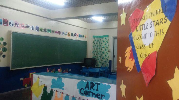 my preschool classroom
