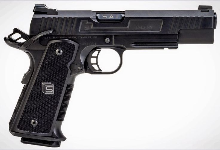 Salient Arms International 1911 Save those thumbs & bucks w/ free shipping on this magloader I purchased mine http://www.amazon.com/shops/raeind   No more leaving the last round out because it is too hard to get in. And you will load them faster and easier, to maximize your shooting enjoyment.