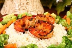 Easy Sweet and Sour Shrimp   FaveHealthyRecipes.com