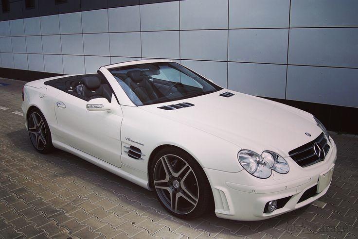 Mercedes Benz SL 55AMG V8 Kompressor