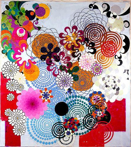 Beatriz Milhazes, Brazilian Artist