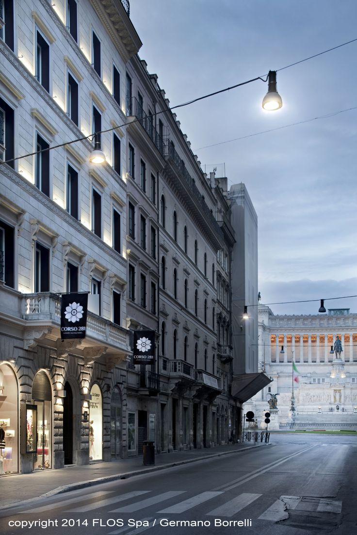 Corso 281 Luxury Suites at dawn Ph. Germano Borrelli
