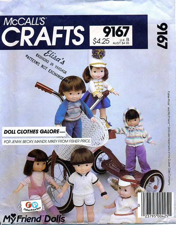 Buttons Galore Dolls Childhood