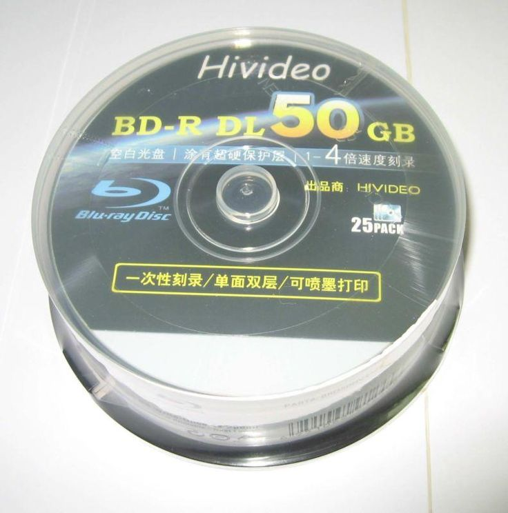 25 Pieces TDK/Hivideo 50GB printed blu ray 2-8X BD-R DL disc Fr 3D moives PS3/4 Xbox one BD DL DVD disc //Price: $80.85 & FREE Shipping //     #hashtag4