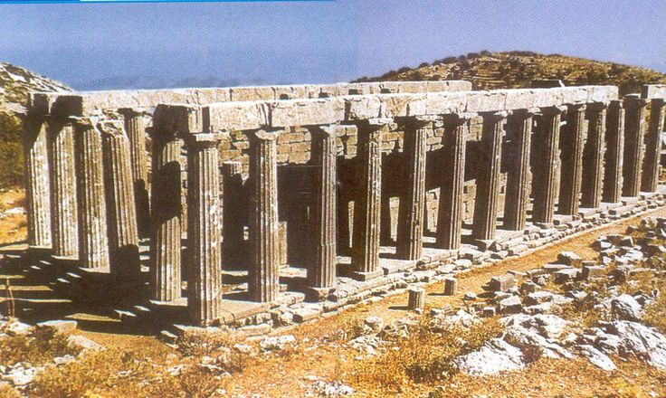 Temples, Classical period and Corinthian on Pinterest