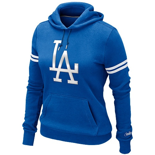 Los Angeles Dodgers Women's Cooperstown Pullover Hoody by Nike - MLB.com Shop