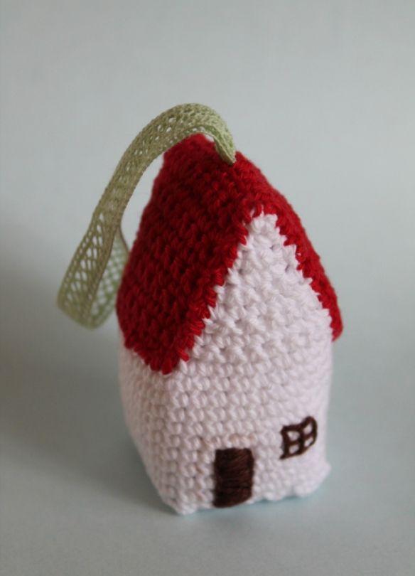 Amigurumi Queens : Amigurumi house Crochet Pinterest