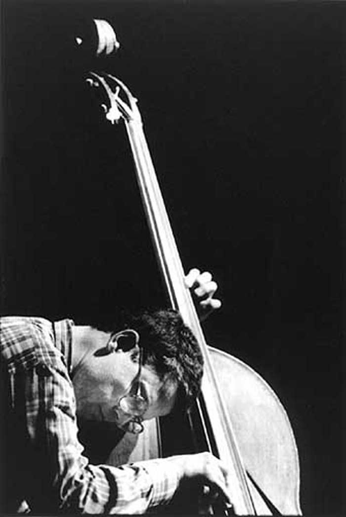 """""""As long as there are musicians who have a passion for spontaneity, for creating something that's never been before, the art form of jazz will flourish."""" —Charlie Haden """""""