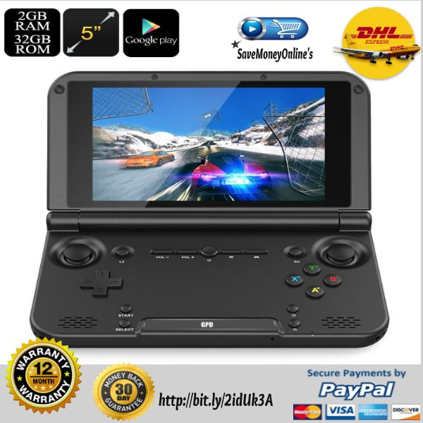 The Best Android Portable Game Console Quad-Core CPU 3D Game Support WI-FI  The Android Portable Game Console tablet PC brings forth a powerful performance.  With this Android Portable Game Console, countless hours of joy and entertainment lay ...