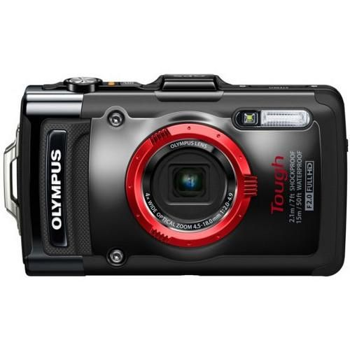 TG-2 iHS Tough Waterproof Digital Camera with GPS