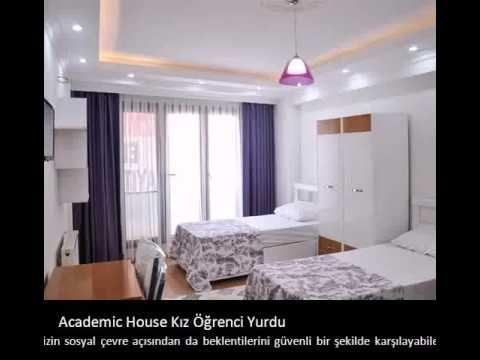 Academic House Kız Öğrenci Yurdu  | Yurtlar Evimiz