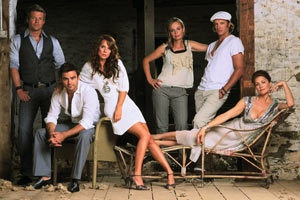 McLeod's Daughters - Marcus, Riley, Kate, Grace, Patrick, Stevie.... This is defently not the Originals
